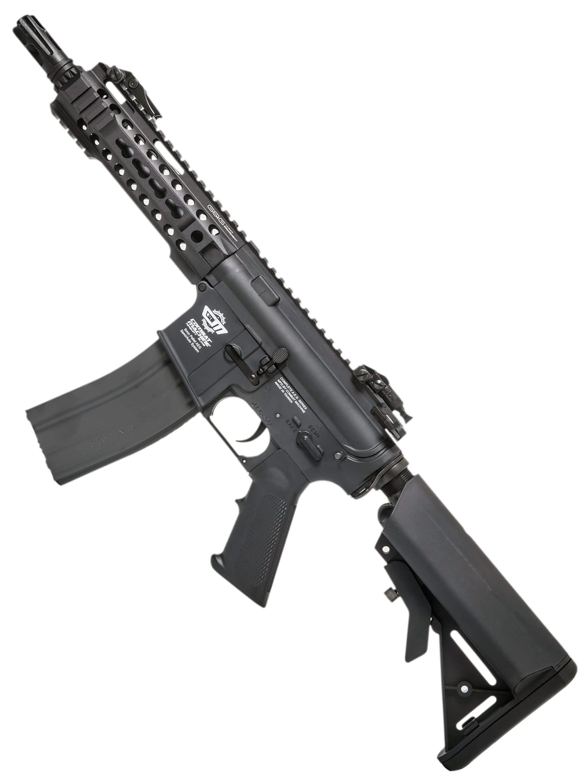 & Armament - Combat Machine Cm16 300bot