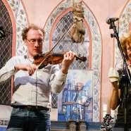 Fiddle Folk Family begeisterte Publikum
