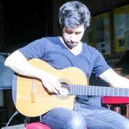 Ungewöhnliche Gitarrenmusik – Geordie Little