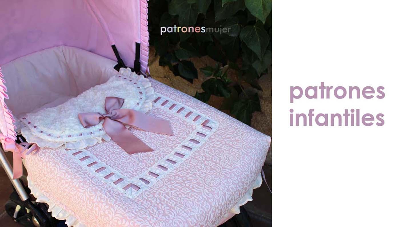 Colcha capazo de bugaboo Costura para beb