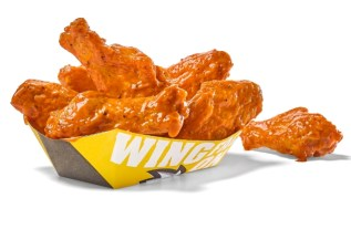 buffalo wild wings chicken