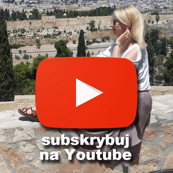 Subskrybuj mój kanał na Youtube