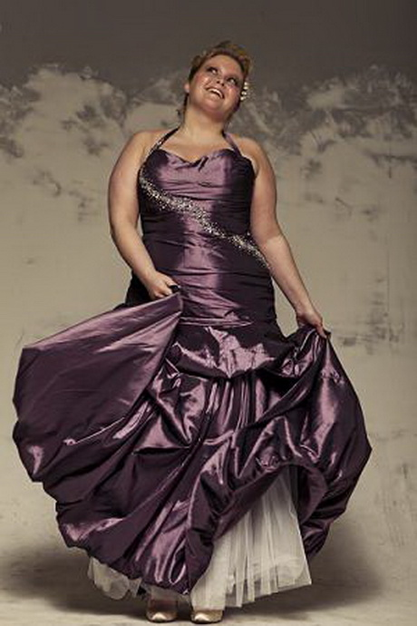 Abendkleid xxl