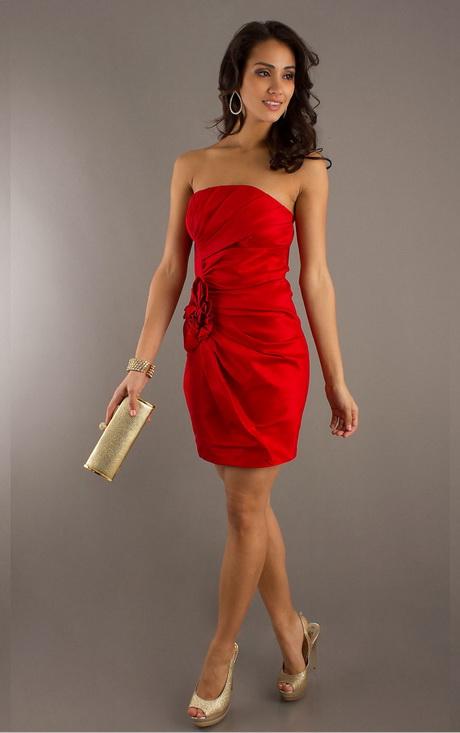 Rotes kleid schuhe