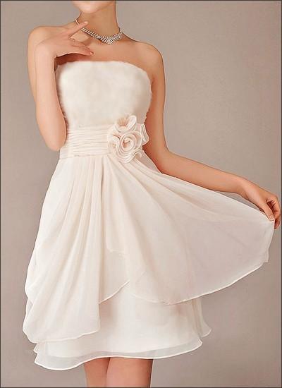 Kleid braut standesamt