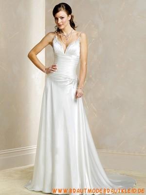 Hochzeitskleid aus seide