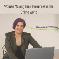 Women Making Their Presences in the Online World