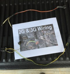 ford 3g alternator conversion wiring wiring diagram expert 3g alternator conversion wiring [ 2448 x 3264 Pixel ]