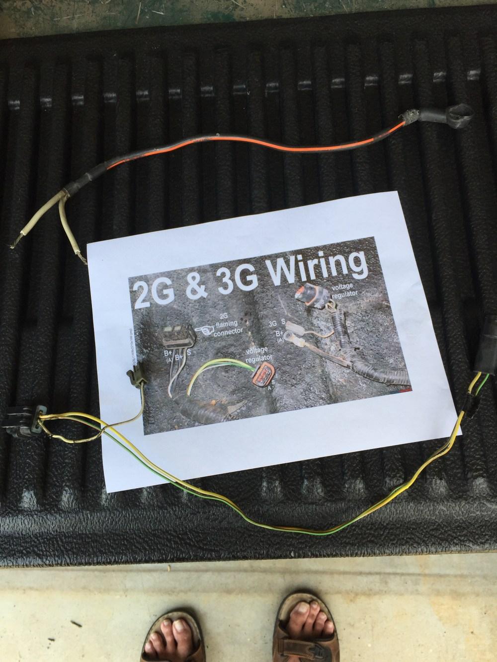 medium resolution of ford 3g alternator conversion wiring wiring diagram expert 3g alternator conversion wiring