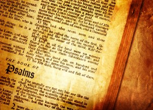 keeping our eyes on jesus by reading the psalms