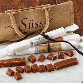Irresistible all-natural caramels!