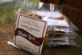 GLUTEN-FREE! Only the best ingredients go into these amazingly fresh and delicious cookies!