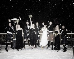 Kilted Bridal Party