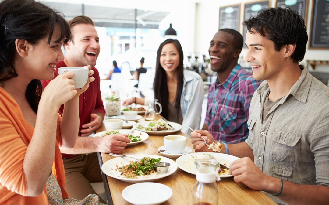 The Four Types of Friends You'll Make In Your Life