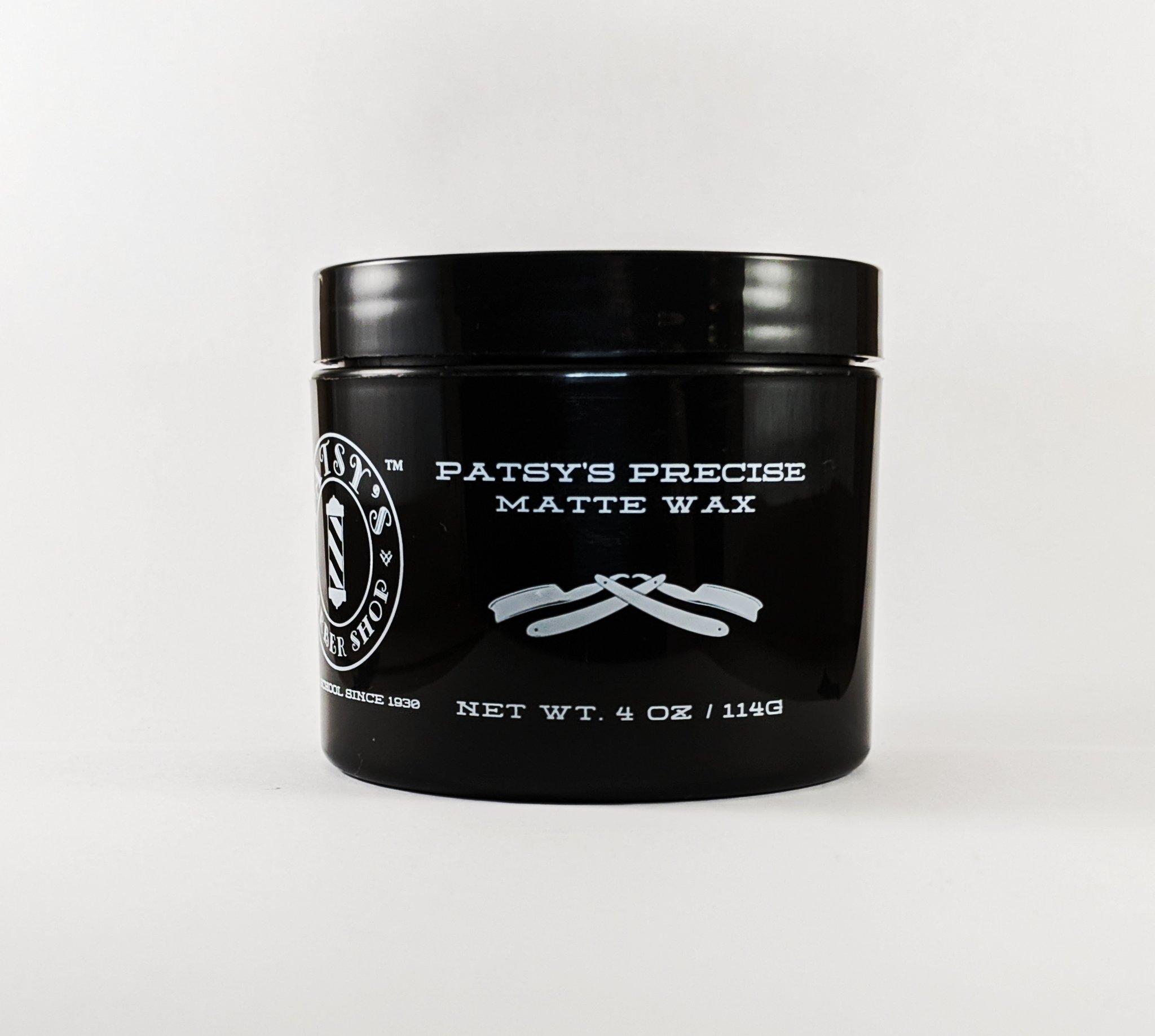 Patsy's Precise Matte Wax