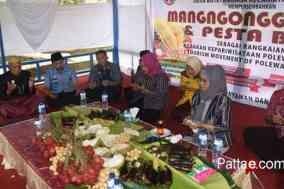 Wilayah Kerja tomakaka dalam masyarakat etnis pattae