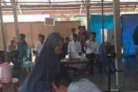 Proses pemilihan Calon kepala desa di 21 desa di Kabupaten Pasangkayu Sulawesi Barat