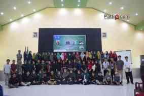 Foto bersama di kegiatan seminar keperempuanan HMJ PPKn Unasman Polewali Mandar