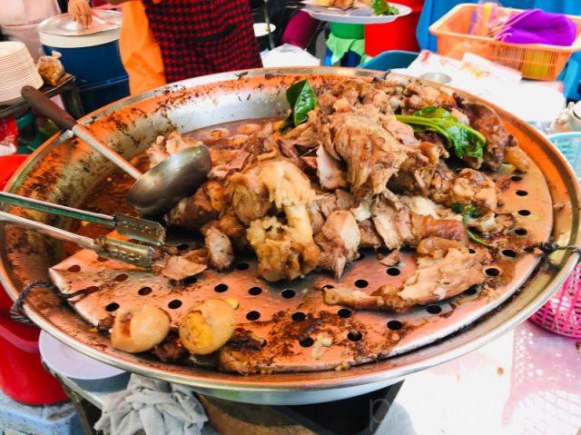 カオカームー煮込み調理鍋