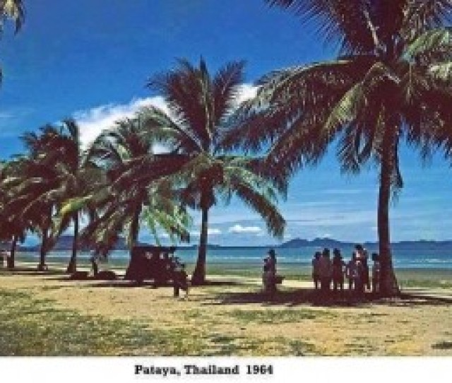 Old Pattaya Pictures Videos 1950s 1990