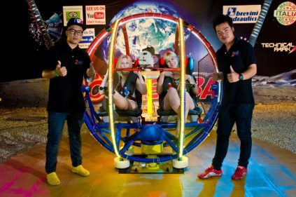 Rocket ball Pattaya