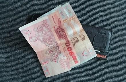 Sende penger til Thailand