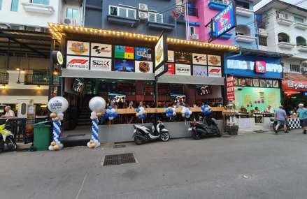 Kåres Partybar er nå plassert i Soi Buakhao