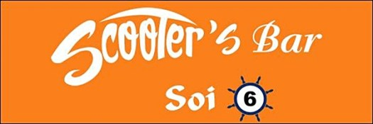 Cashier - Scooters Bar - Soi 6