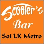 Scooters Bar – Soi LK Metro