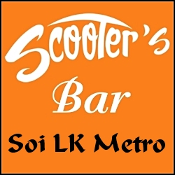 Scooters Bar - Soi LK Metro