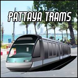 Pattaya Trams