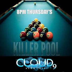 Cloud 9 Bar - Killer Pool