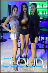 Cloud 9 Bar - ladies