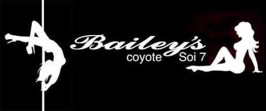 Baileys Coyote Bar - Soi 7