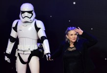 Carrie Fisher Star Wars: Episode IX Star Wars pattayaone pattaya news