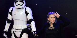 Carrie Fisher Star Wars: Episode IX Star Wars pattayaone pattaya news