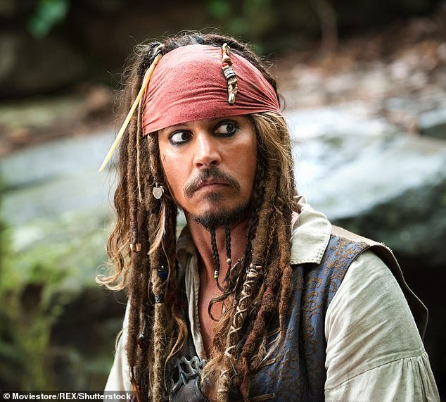 EXCLUSIVE: Hide the rum! Johnny Depp is OUT as Jack Sparrow in Disney's Pirates of the Caribbean film franchise as actor battles financial issues and