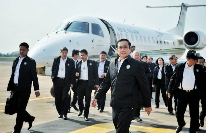BOYS-ONLY CLUB: HALLS OF POWER BARRED TO THAI WOMEN