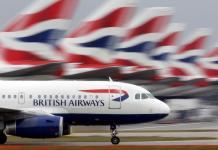 British Airways sued by tourist 'wedged next to obese passenger'