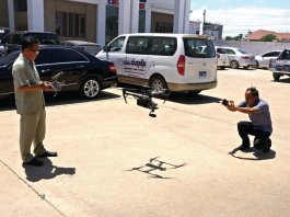 Drone owners in Laos advised of permit regulations