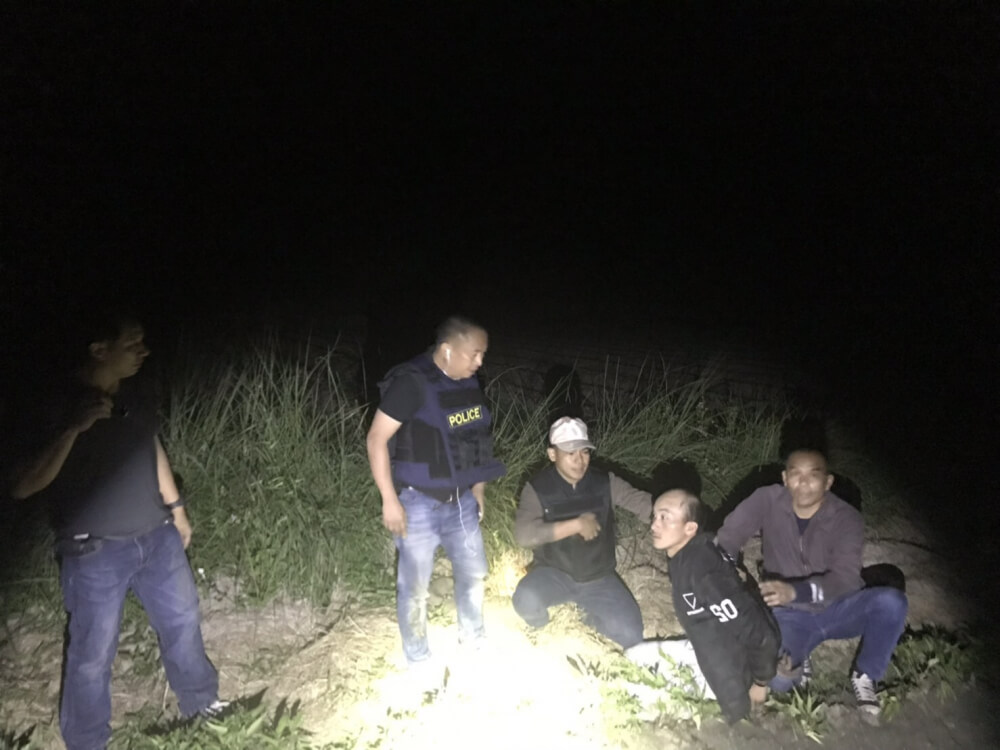 Chiang Mai drug sting lands Lahu family of six in custody