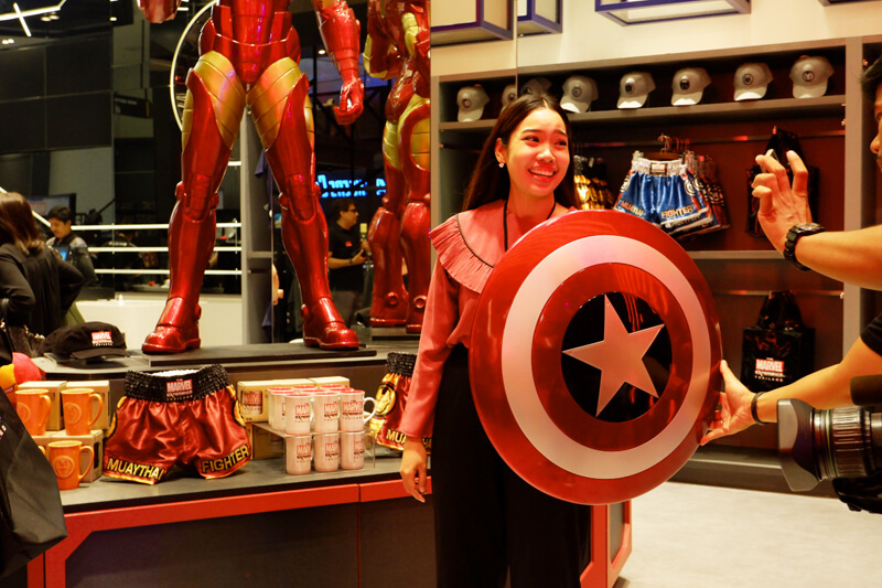 BANGKOK'S MARVEL THEME PARK GOES BUST AFTER 7 MONTHS