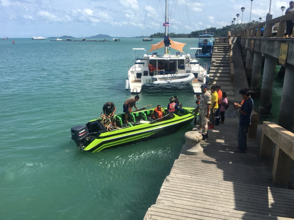 Body of Phuket jet-ski staffer found in Phang Nga Bay