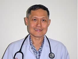 Dr.SONGYOD MAYURASAKORN: General practitioner/Pediatrician