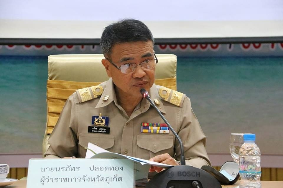 Register your crocodile by August 10: Phuket governor