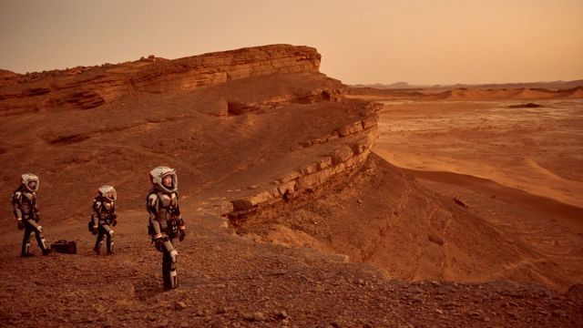 Space experts worry US won't make it to Mars by 2030s