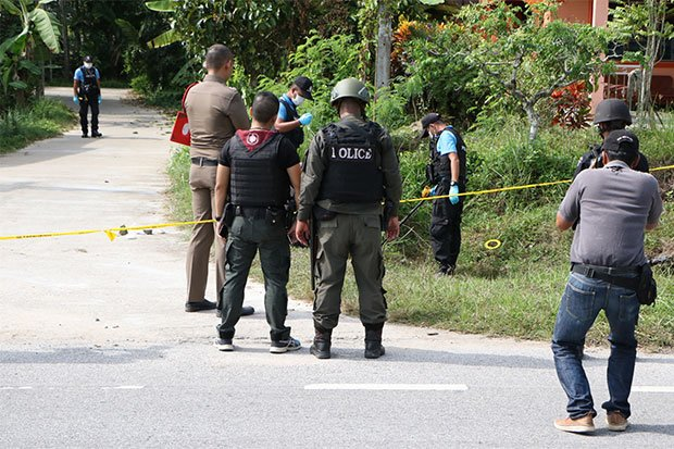 Drive-by shooting kills mother, daughter in Narathiwat