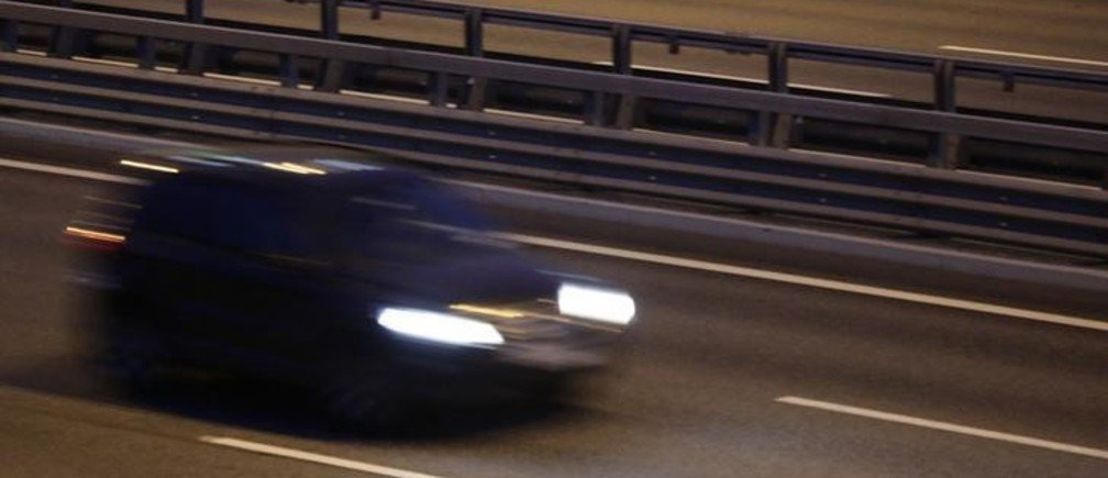 Video: In Finland, speeding tickets are linked to your income