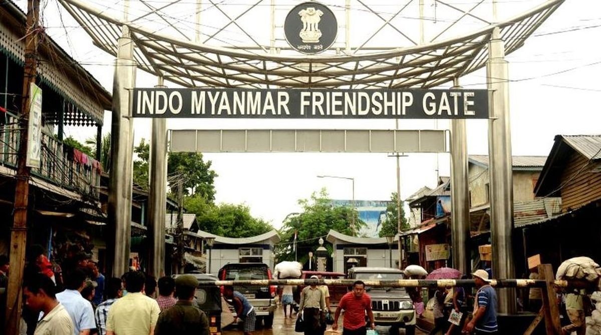 India and Myanmar entry-exit points opened