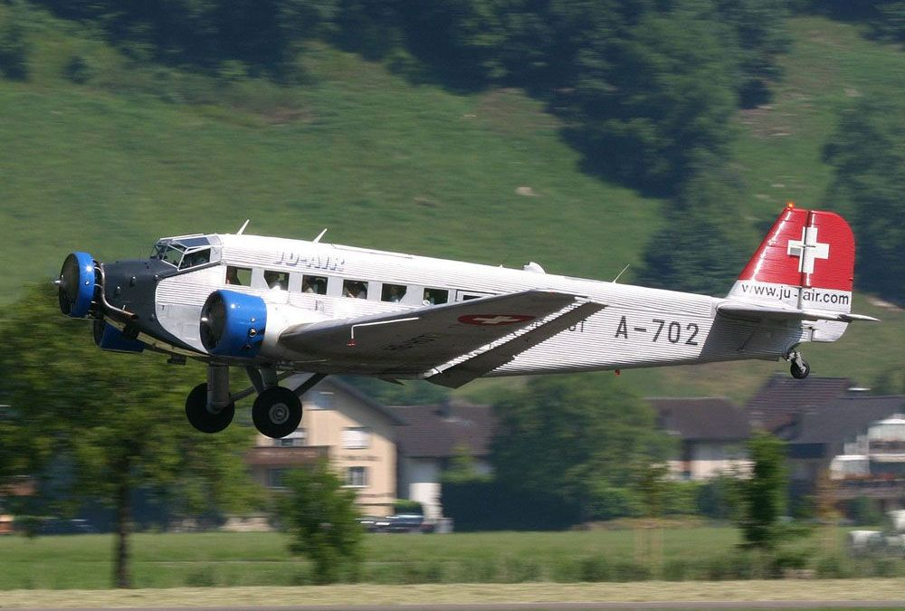 Swiss police confirm 20 dead in WWII vintage plane crash